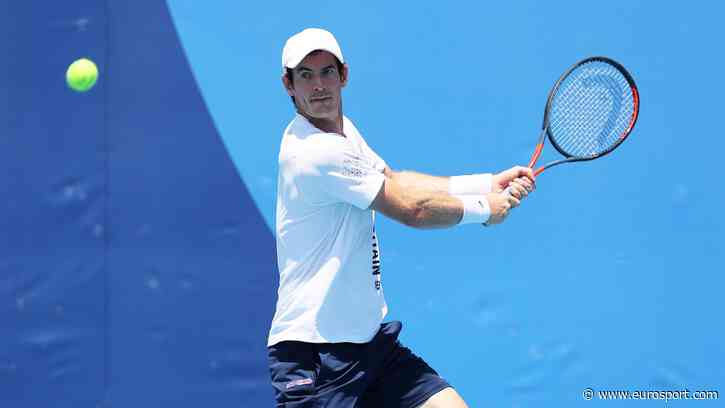 When is Andy Murray playing at the Tokyo Olympics? UK start time for singles and doubles tennis matches - Eurosport COM