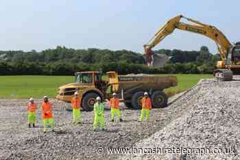 Praise for Lancashire highways project as £150m bypass work enters next phase