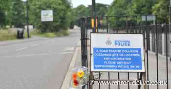 Flowers left at scene of fatal Newcastle crash as police appeal for information