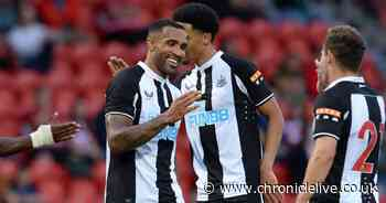Wilson's 'justice' statement and why telepathy with Fraser can help Newcastle