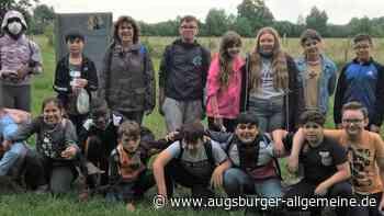 Neuburger Mittelschüler erlebten Naturvielfalt und einfaches Leben