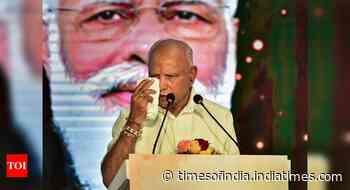 Yediyurappa resigns: BJP changes 4 CMs in 4 months