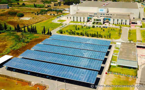ST aims for 50% renewable power at Moroccan back-end plant