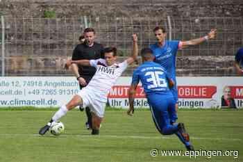▷ VfB Eppingen - TSG 1862/09 Weinheim 2:0 - Eppingen.org