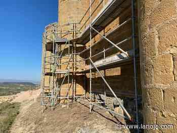 CVNE inicia los trabajos de rehabilitación del Castillo de Davalillo - La Rioja