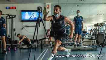 Luis Rioja positivo por covid-19 en el Alavés - Mundo Deportivo