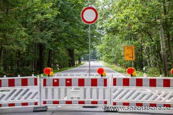 Hoyerswerda: Baustellen-Wirrwar auf der B 97 - Sächsische.de