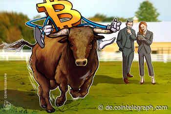 Wochenüberblick Bitcoin-Kurs: BTC-Bullen erwarten Ausbruch über 50-Tage-Durchschnitt - Cointelegraph Deutschland