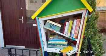 Clongriffin joins other Dublin areas in setting up 'little libraries' to spark community spirit. - Dublin Live