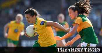 Donegal survive Kerry fightback to take on Dublin in quarter-finals - The Irish Times