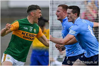 Dublin's performances have opened the door for hopeful successors with Kerry showing signs of potential g... - The Irish Sun