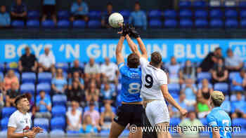 Late, late show sees Dublin into Leinster MFC final - Irish Examiner