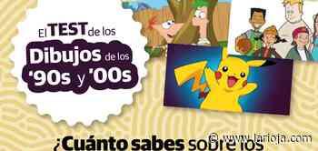 ¿Cuánto sabes de los dibujos animados de tu infancia? - La Rioja
