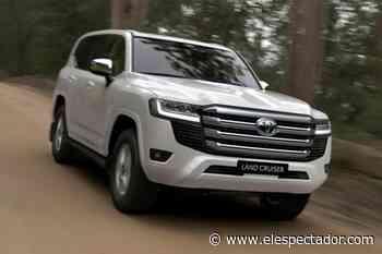 5 novedades de la nueva Toyota Land Cruiser 300 en Colombia - El Espectador