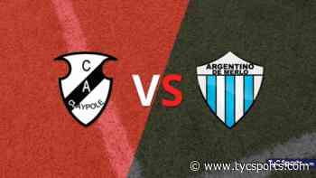 Empate a uno entre Claypole y Argentino de Merlo - TyC Sports