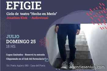 El Ciclo de Teatro Hecho en Merlo será presencial - Agencia de Noticias San Luis