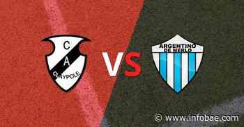Por la fecha 1 se enfrentarán Claypole y Argentino de Merlo - infobae