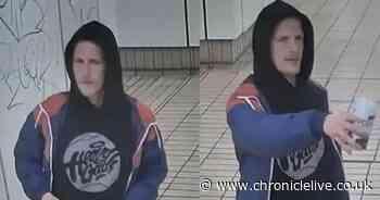 CCTV appeal as police investigate criminal damage at Metro Station