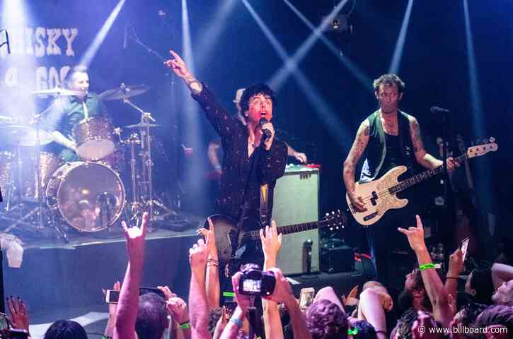 Green Day, Weezer & Fall Out Boy Kick Off Pandemic-Delayed Hella Mega Tour in Style