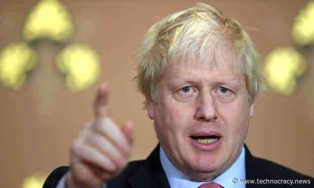 Boris Johnson's Transformation From 'Conservative' Libertarian To Technocrat Tyrant