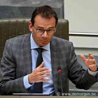 Live - Minister Beke waarschuwt voor phishingmails rond vaccinatiepaspoort