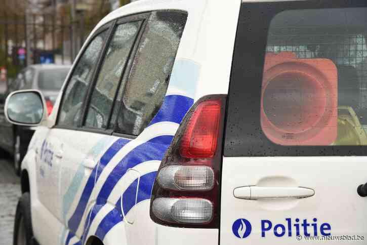 Politie speurt vanuit de lucht naar twee daders van woninginbraak