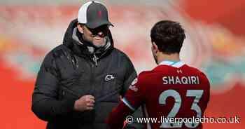 Xherdan Shaqiri regret as Liverpool ready to sell after Jurgen Klopp experiment
