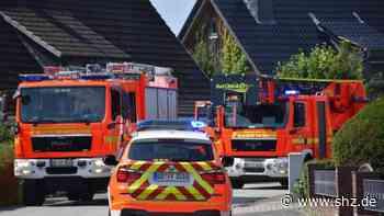 Bad Oldesloe: Austretende Solarflüssigkeit sorgt für Feuerwehreinsatz | shz.de - shz.de
