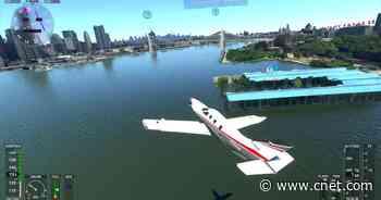 Microsoft Flight Simulator takes flight on Xbox Game Pass this week     - CNET