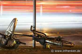 Himmelkron: Zwei Radfahrer krachen zusammen - 27-Jährige mit Kinderanhänger wird verletzt