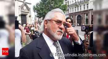 Vijay Mallya declared bankrupt by UK court