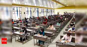 Coronavirus live updates: JEE (Advanced) 2021 exam to be held on October 3 - Times of India