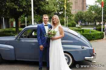 Eveline en Andrew in Peer (Peer) - Het Belang van Limburg Mobile - Het Belang van Limburg