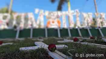 Brumadinho: 2 anos e meio após tragédia, poemas e letras de artistas como Gilberto Gil marcam homenagem a vítimas - G1