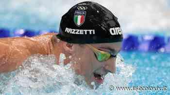 Tokyo 2020, il ligure Razzetti in finale nei 400 misti di nuoto. La gara stanotte alle 3,30 - Il Secolo XIX