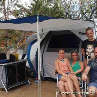 Veel besmettingen op Franse campings: 'Bijna iedereen negeert de regels'