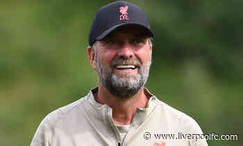 The boss discusses Tirol, training intensity and Hertha BSC friendly