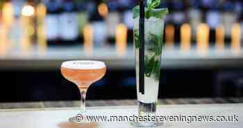 'Bustling' Canal side bar with 'suntrap' terrace in Castlefield