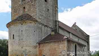 Notre-Dame, église romane de Blanquefort-sur-Briolance - LaDepeche.fr