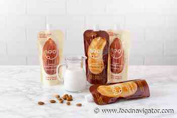 First-to-market nut milk concentrate promises superior plant-based taste and texture