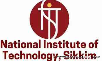 NIT Sikkim Recruitment 2021 - 02 Teaching and Technical Assistant Vacancy, Latest Jobs - Sentinelassam - The Sentinel Assam