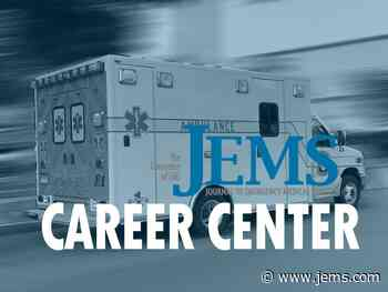 Paramedic Jobs: Week of July 26, 2021 - JEMS.com