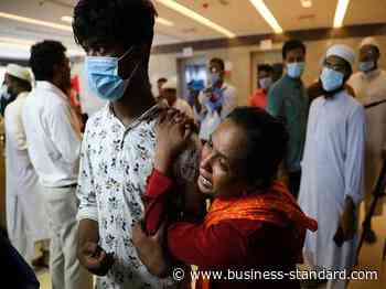 Bangladesh records highest daily coronavirus deaths, cases today - Business Standard