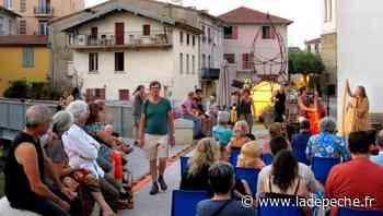 La place des Sécoustous, nouvel espace de culture à Lavelanet - LaDepeche.fr