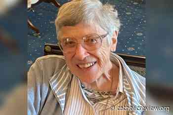 Sister Mary Brendan Conlon, OSU, served in hometown of Cumberland - Catholic Review of Baltimore