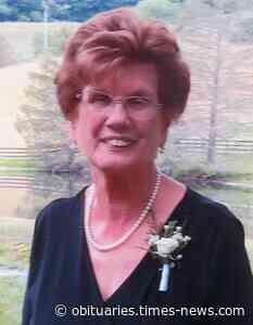 Carolyn Mauzy | Obituary | Cumberland Times News - Cumberland Times-News