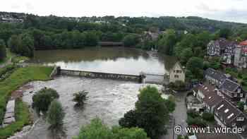 Nach dem Hochwasser:  Schwere Vorwürfe an den Wupperverband