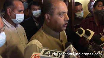 Kinnaur landslide: Making all efforts to rescue stranded people, says HP CM