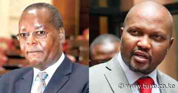 Moses Kuria Invades Amos Kimunya's Kipipiri Constituency, Declares Himself Acting MP ▷ Kenya News - Tuko.co.ke