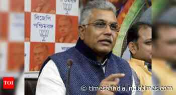Dilip Ghosh slams Mamata Banerjee over commission to probe Pegasus issue, calls it 'drama' to divert people's attention
